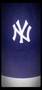 NY Yankees 59fifty fitted cap